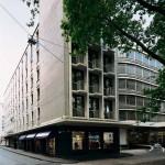 Parkhaus mit Hotel Cäcilien1